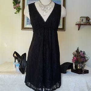 🚨🚨American Rag Black Lace Dress